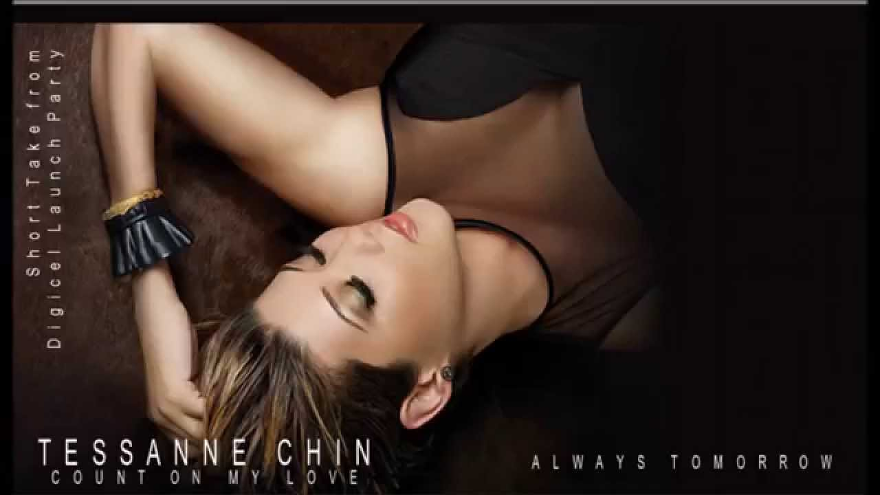 Count On My Love by Tessanne Chin Album Cover