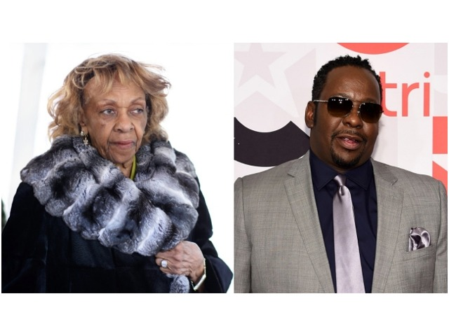 CISSY HOUSTON BLASTS BOBBY BROWN OVER WHITNEY 'EXPOSÉ'
