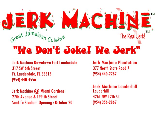 jerk machine