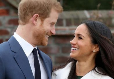 Prince Harry and Meghan Markle…