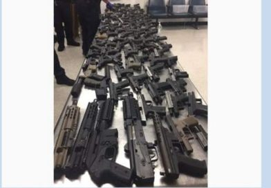 JA illegal gun shipment probe…