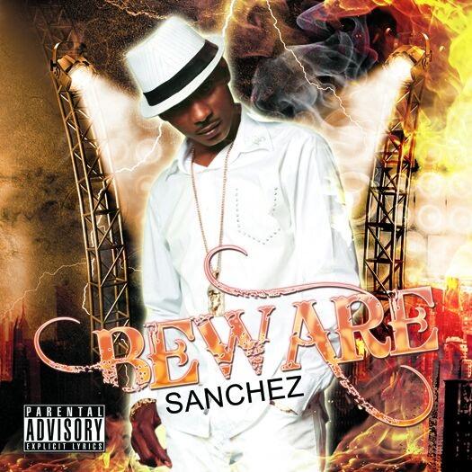 Sanchez-Beware-Album-Cover
