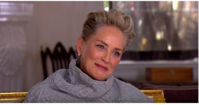 "Sharon Stone on ""Hollywood""…."