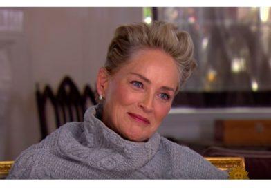 """Sharon Stone on """"Hollywood""""…."""